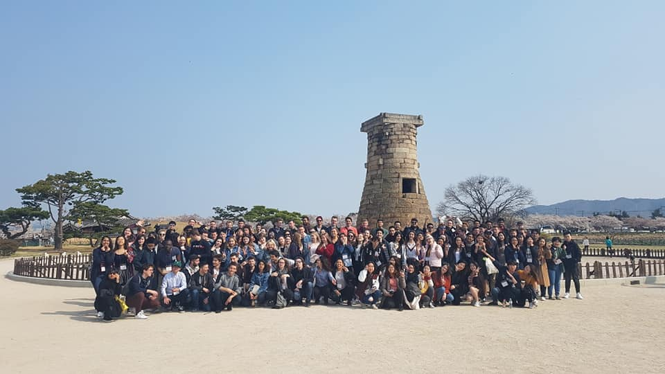 Spring 2019 Cultural excursion to Gyeonju for International Exchange and Double degree Students 관련 이미지입니다.