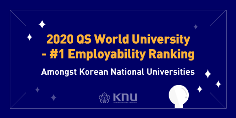 2020 QS World University - #1 Employability Ranking